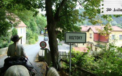 Flânerie en Bohême : 30 juillet 2013
